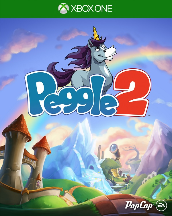 Xbox One Box Art Peggle 2 Review...