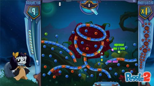 Peggle 2 may be released on the Xbox One on December 9