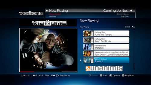 VidZone & Quickflix Now Available on PS4