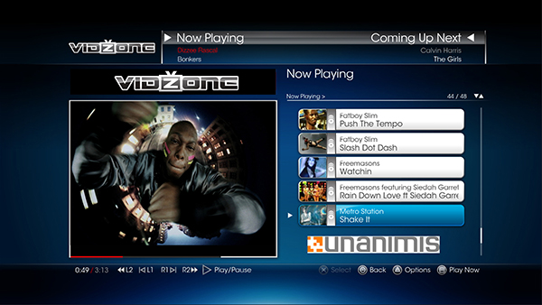 playstation-vidzone-menu