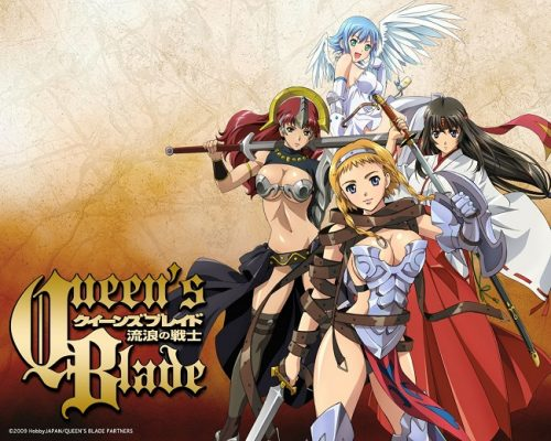 WIN – Queen's Blade: Exiled Virgin