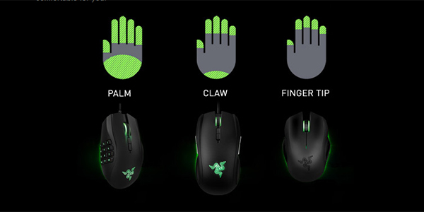 Choose Your Perfect Mouse with Razeru2019s Mouse Selection Tool ...