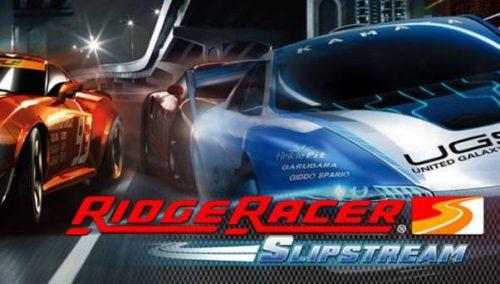 Ridge Racer Slipstream Speeds onto Apple Devices