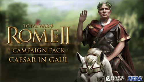 Total War: Rome II – Caesar in Gaul Expansion Announced