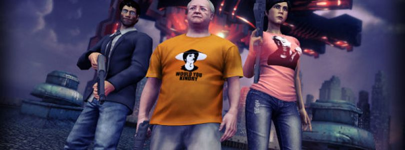 Saints Row IV Adds Homies from Hey Ash, Whatcha Playin'? in New DLC