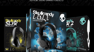 Skullcandy Gaming Headsets Coming to New Zealand