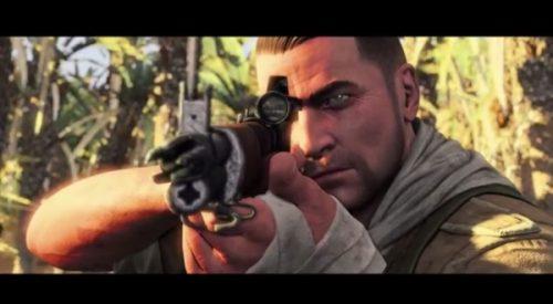 Sniper Elite 3 Gets New Screenshot, 'Tobruk' Trailer