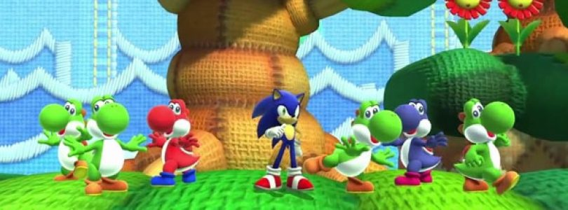 Free Yoshi's Island Zone DLC added to Sonic Lost World