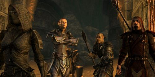 New The Elder Scrolls Online Character Progression Trailer