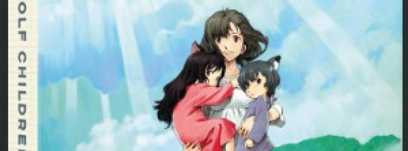 Wolf Children DVD Review