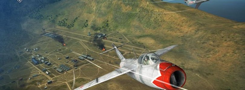 Incendiary or Armor-Piercing? World of Warplanes Tutorial Explains