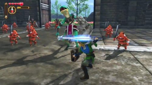 Nintendo Teases New Wii U Zelda Game with Hyrule Warriors