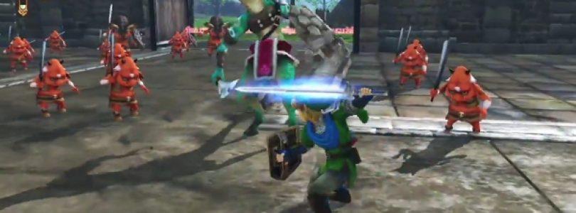 Nintendo Teases New Wii U Zelda Game with Hyrule Warriors