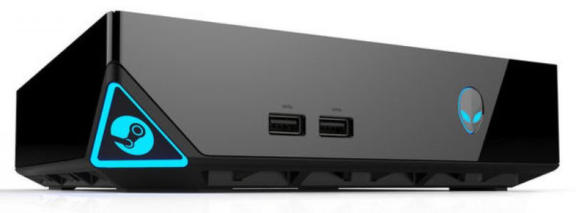 Alienware and Valve Reveal Alienware Steam Machine at CES 2014