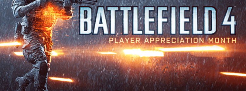 DICE Announces Battlefield 4 Player Appreciation Month