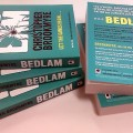 Bedlam Unleashed: Paperback Launches with Alienware Competition