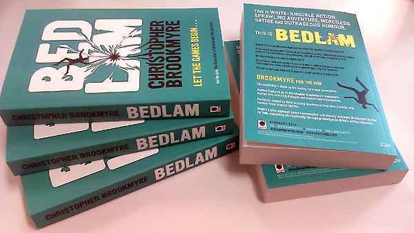 Bedlam-Books
