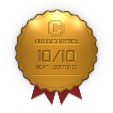 Death Sentence-Badge