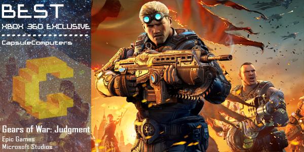 Gears of War Judgement Banner-XBOX