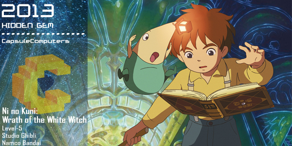 Ni no Kuni Wrath of the White Witch Banner-HIDDEN GEM