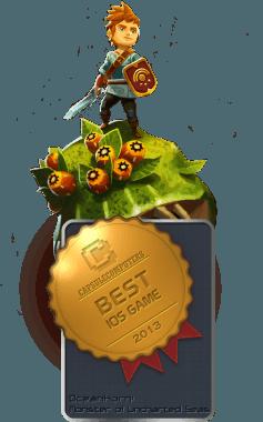 OceanHorn  Monster of Uncharted Seas Badge-IOS