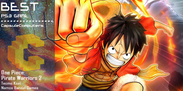 One Piece Pirate Warriors 2 Banner-PS3