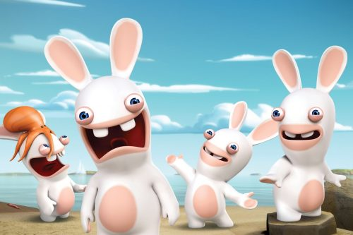 "Ubisoft's ""Rabbids"" To Make Television Debut This February"