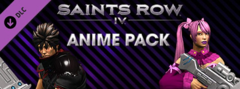 "Saints Row IV Adds New ""Anime"" Costume Pack on Steam"