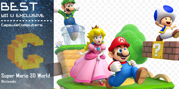 Super Mario 3D World Banner-WIIU