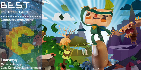Tearaway Banner-PSV