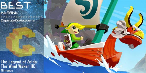 The Legend of Zelda The Wind Waker HD Banner-REMAKE