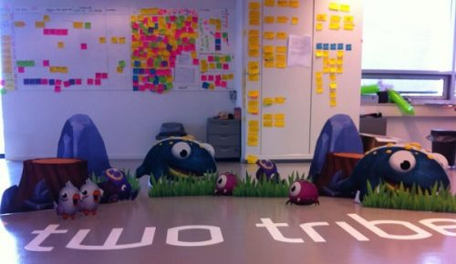 Two Tribes Rebooting After Poor Results from Toki Tori 2