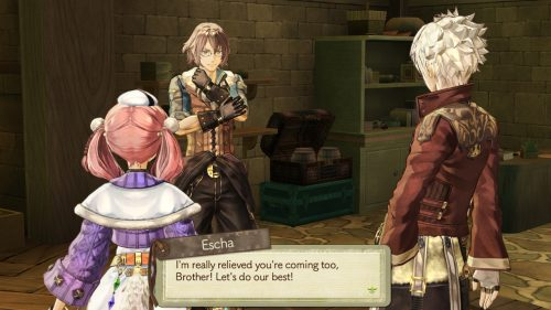 Lots of English Atelier Escha & Logy screenshots released