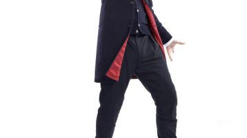 Check Out Peter Capaldi's Doctor Who Costume