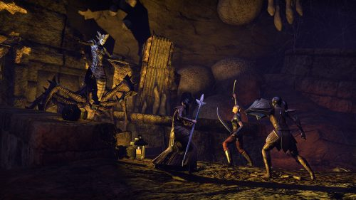 Elder Scrolls Online for PS4 is Free of PS+ Subscription