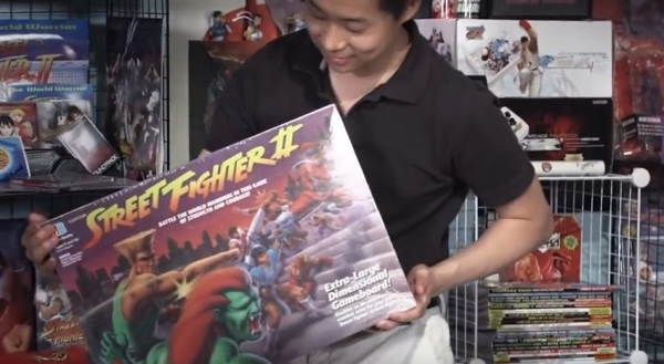 "Area 5 also worked on the ""I Am Street Fighter"" documentary."