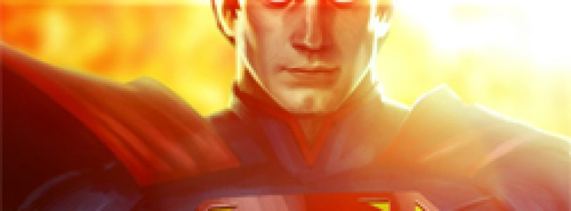 Superman Joins Infinite Crisis