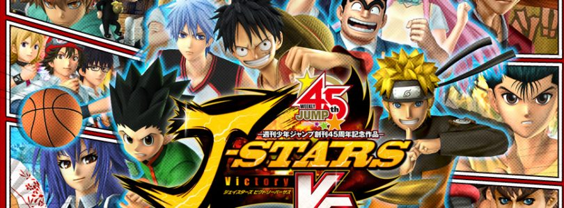 New J-Stars Victory VS Trailer Features Theme Song