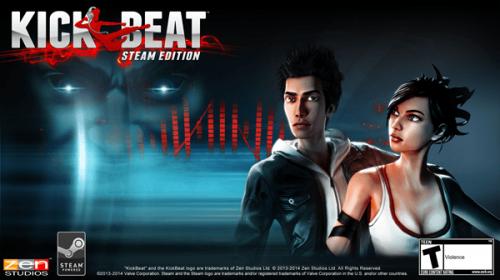Zen Studios Announces KickBeat Steam Edition