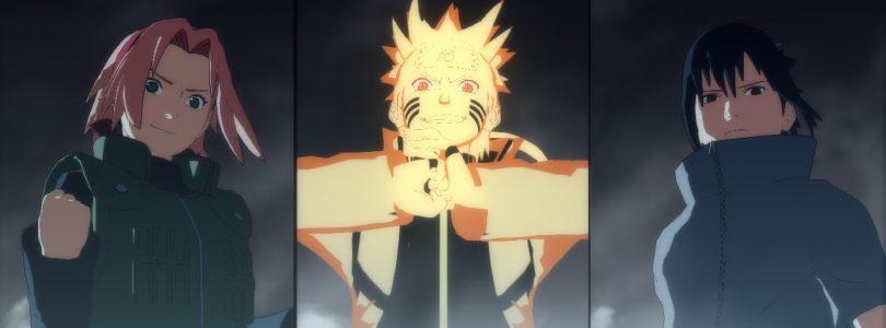 Latest Naruto Storm Revolution Screenshots