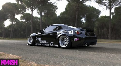 Speedhunters, EA Mobile, and TRA Kyoto to Release Toyota 86 Body Kit