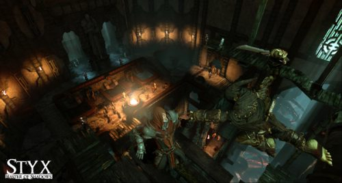 Check out the New Screenshots for Styx: Master of Shadows