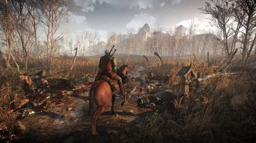 CD Projekt RED Celebrates New Forum with Witcher 3 Screenshots