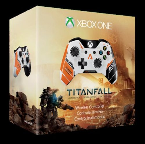 Titanfall limited edition controller announced