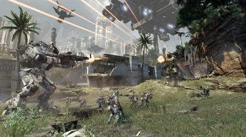 Titanfall limits player count to twelve for balance