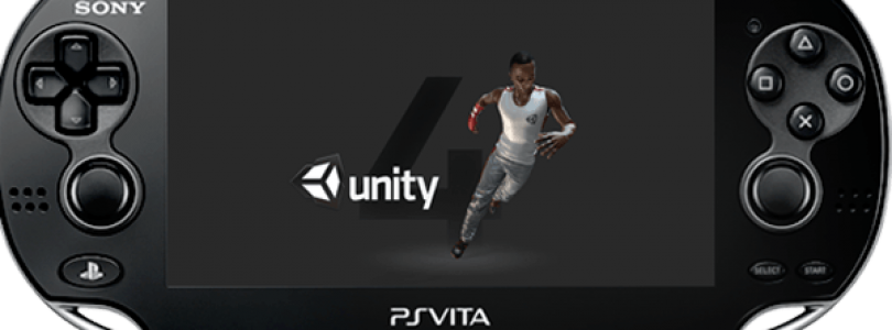 Unity Comes to Playstation Vita