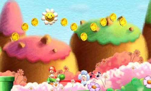 Yoshi's New Island Screenshots Hatch Out with some Pre-Order Bonus News
