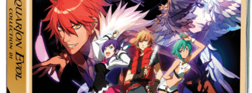 Aquarion Evol Collection 1 Review