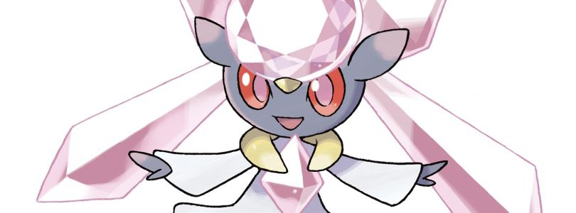 "More Information Revealed For The Legendary Pokemon ""Diancie"""