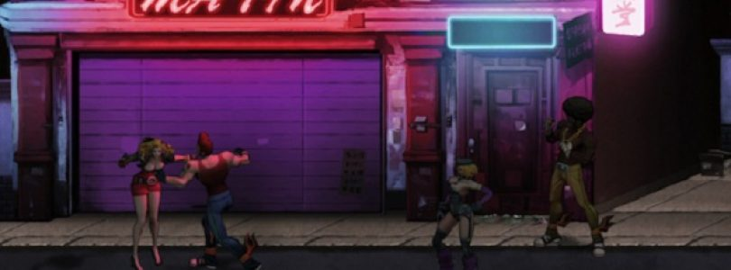 Double Dragon: Neon Now Available On Steam